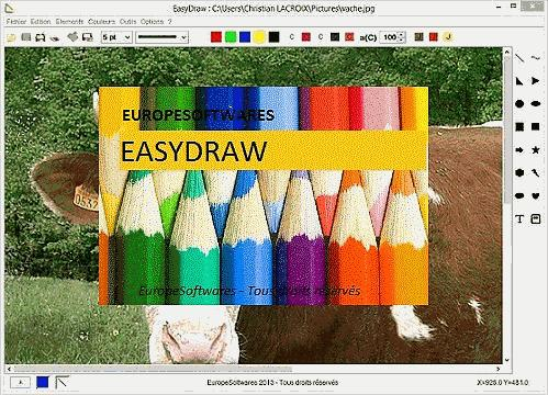 EasyDraw Screenshot